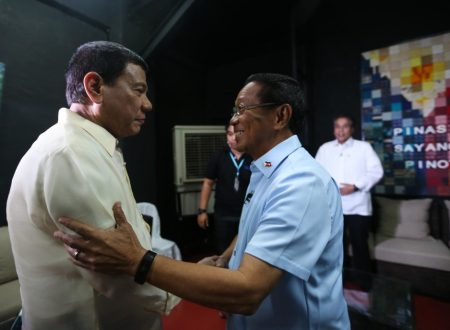 Duterte twits Binay on med test dare: It might show you're thief
