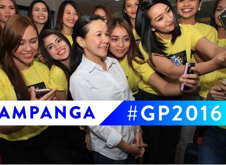 On the Road: Pampanga Rally