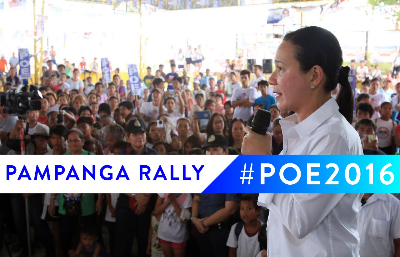 pampanga rally